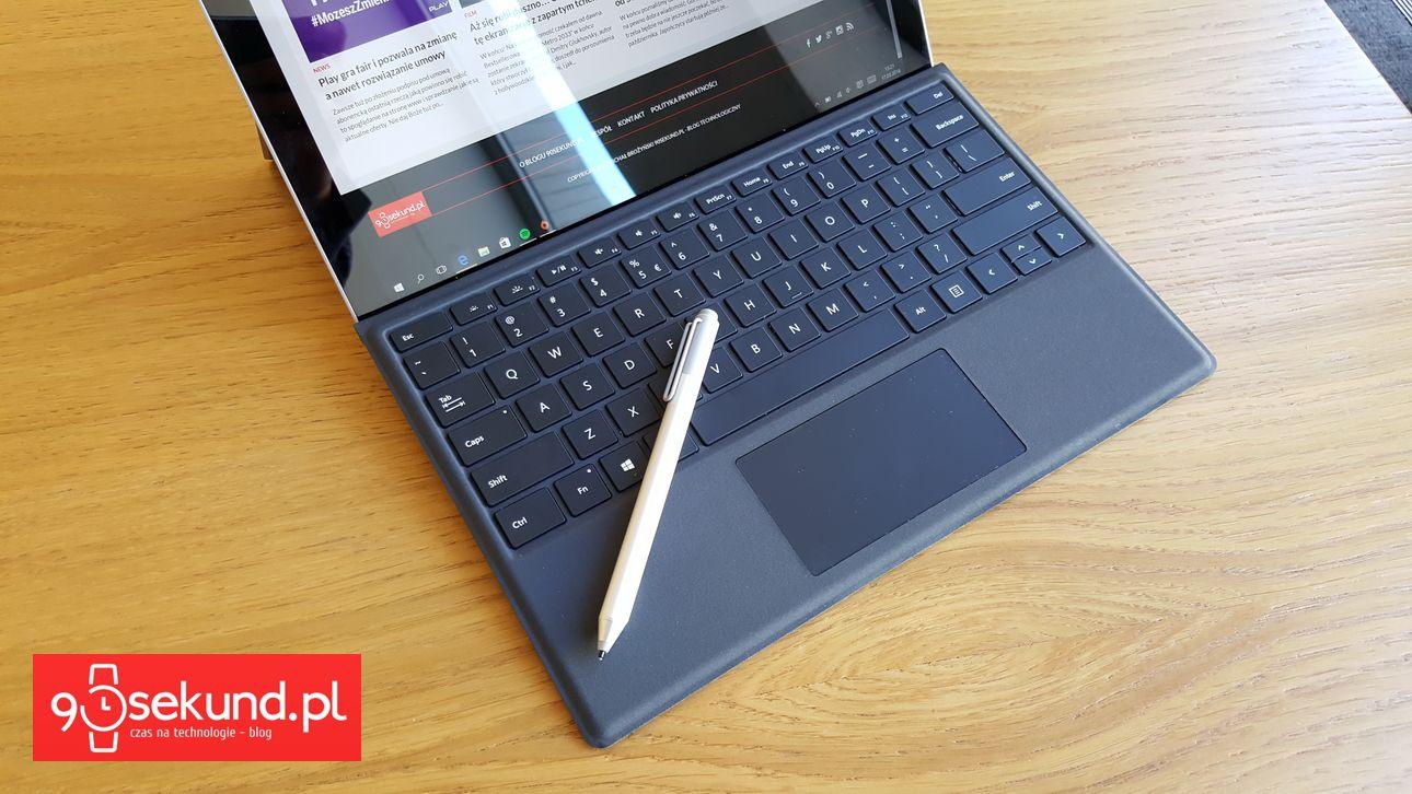 Microsoft Surface Pro 4 i Surface Pen - 90sekund.pl