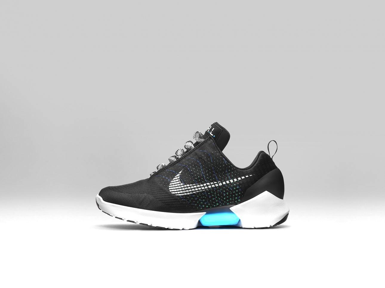 best website 5689a 91782 Nike Hyper Adapt 1.0 - z nimi już nie musisz umieć wiązać ...