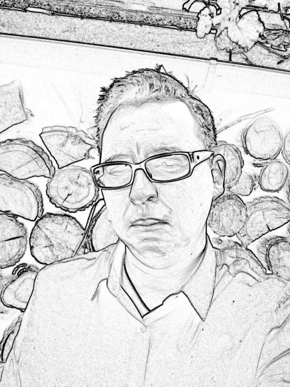 Zdjęcie z efektem szkicownika wykonane Xiaomi Redmi Note 3 w czasie testów na blogu 90sekund.pl