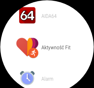 Aktywność z Google Fit na Casio Smart Outdoor Watch WSD-F10 - 90sekund.pl