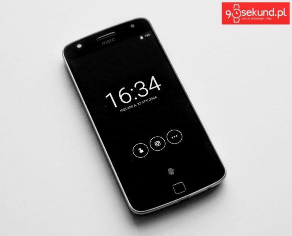 Lenovo Moto Z Play (XT1635-02) - 90sekund.pl