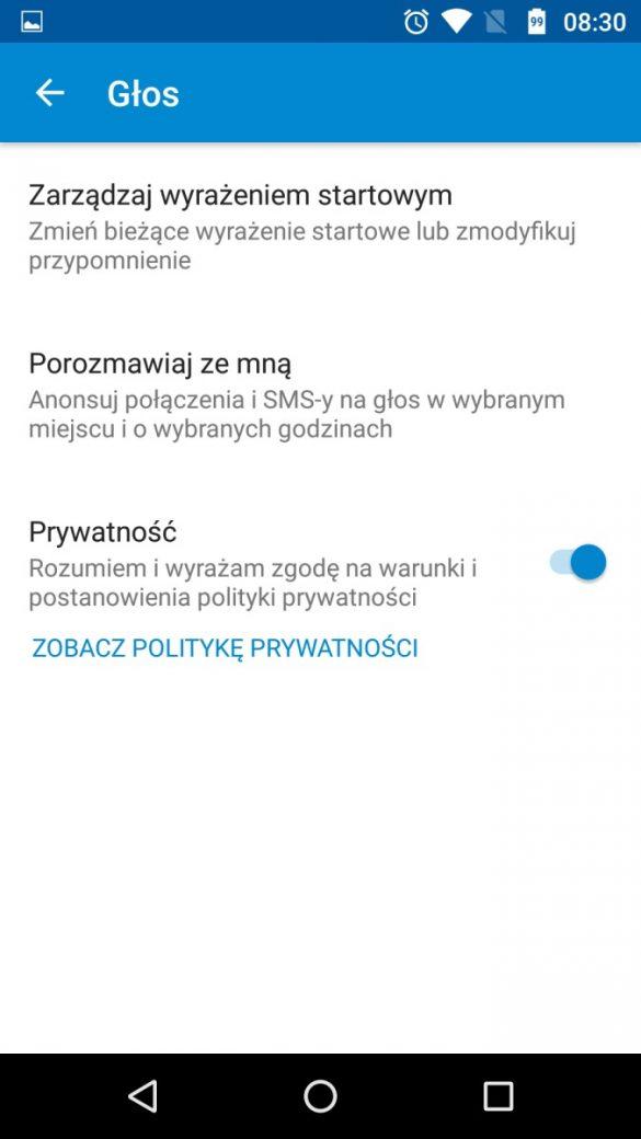 Inteligentna obsługa Moto Z Play głosem i gestami - 90sekund.pl