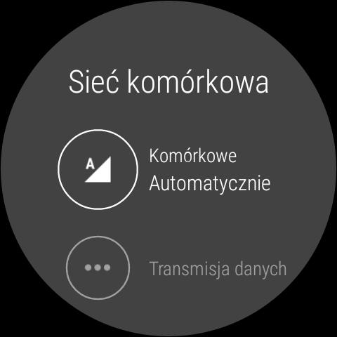 Android Wear 1.5 na LG Watch Urbane 2nd Edition - Ustawienia funkcji telefonicznych na smartwatchu - 90sekund.pl