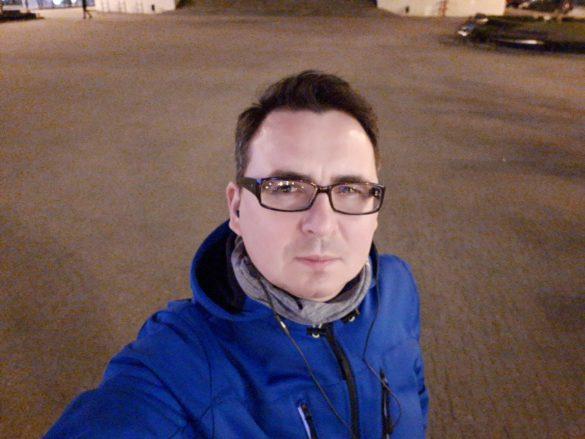 Selfie panoramiczne - Samsung Galaxy A5 2017 - recenzja aparatu 90sekund.pl