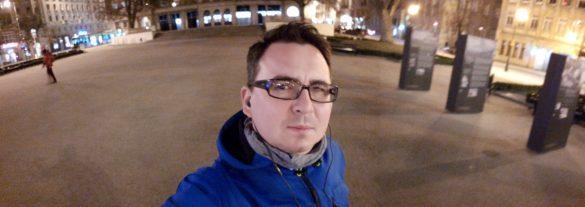 Selfie zwykłe - Samsung Galaxy A5 2017 - recenzja aparatu 90sekund.pl