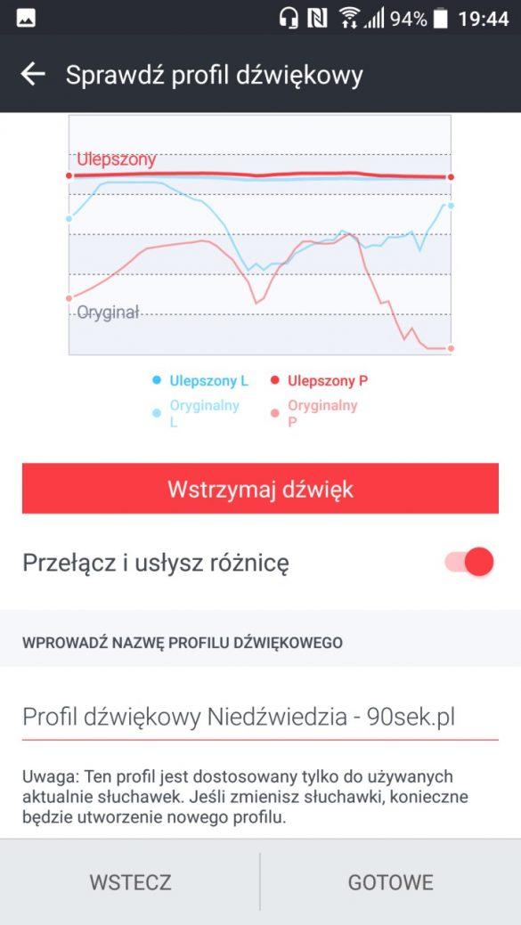 HTC USonic w HTC U Play - 90sekund.pl