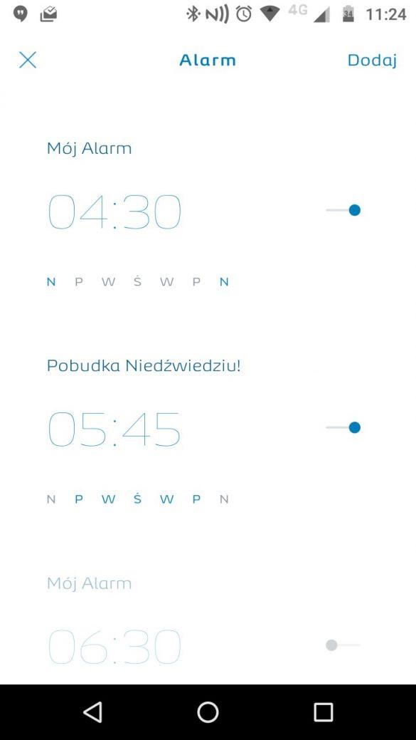 Aplikacja Skagen Connected - 90sekund.pl
