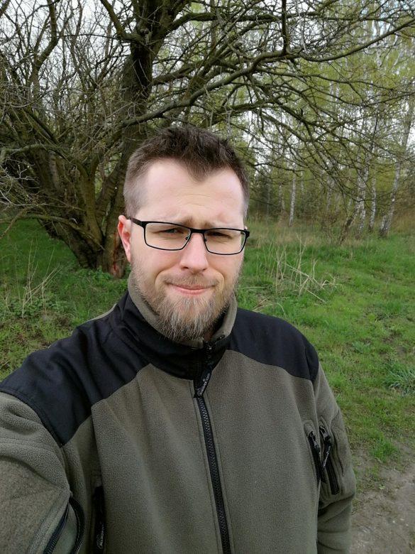 Huawei Mate 9 Pro - Selfie - recenzja 90sekund.pl