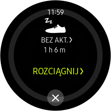 Samsung Gear S3 Frontier (SM-R760) - System - 90sekund.pl