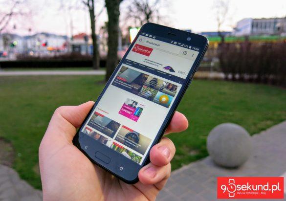 Recenzja HTC U Play - 90sekund.pl