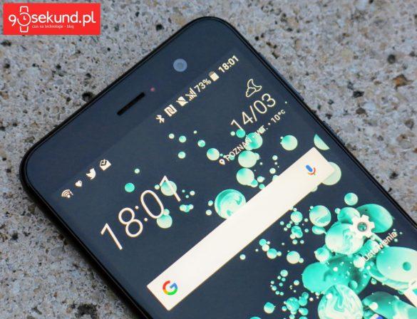 Recenzja HTC U HTC U Play po 4 miesiącach korzystania - opinia 90sekund.plPlay - 90sekund.pl