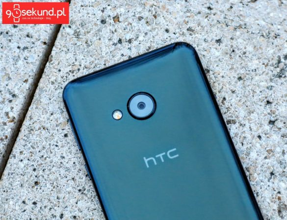 HTC U Play po 4 miesiącach korzystania - opinia 90sekund.pl