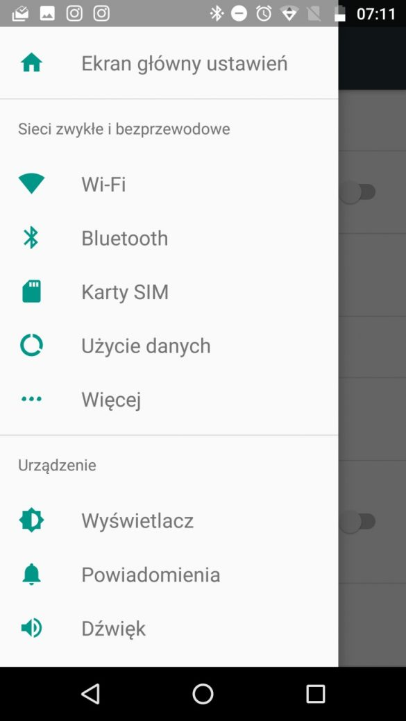 Moto Z (2016) - wygląd Androida - recenzja 90sekund.pl