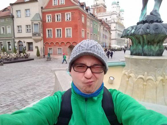 Zdjęcia wykonane przednim aparatem tabletu Samsung Galaxy Tab S3 - recenzja 90sekund.pl