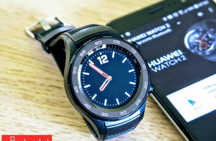 Huawei Watch 2 (LEO-BX9) - 90sekund.pl