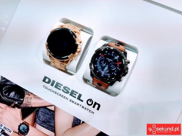 Smartwatche Diesel ON z Androidem Wear - 90sekund.pl