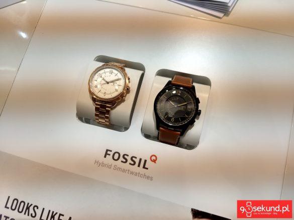 Zegarki hybrydowe Fossil - 90sekund.pl