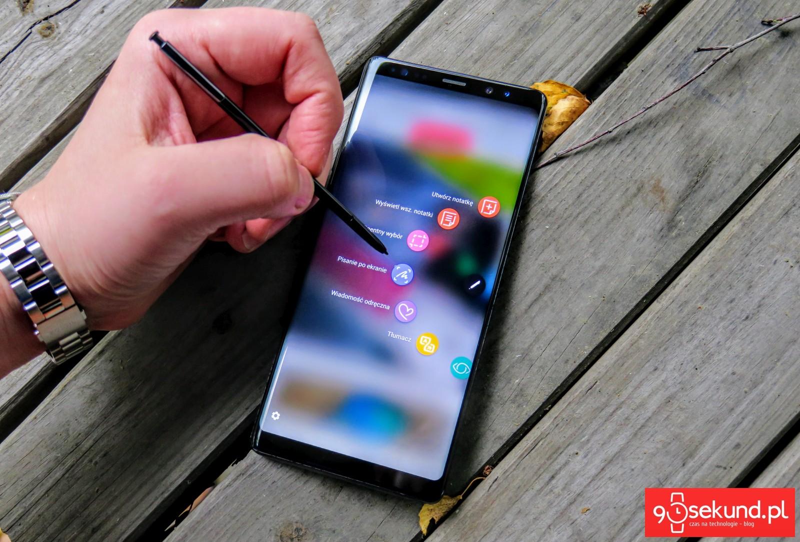 Samsunga Galaxy Note8 (SM-N950F) - 90sekund.pl