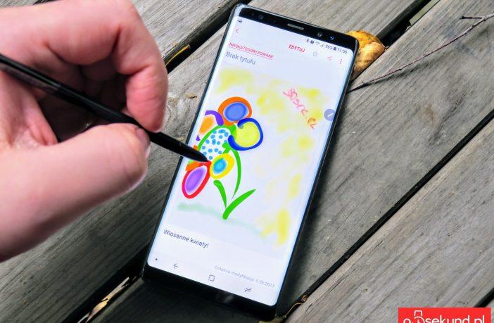 Samsung Galaxy Note8 - 90sekund.pl