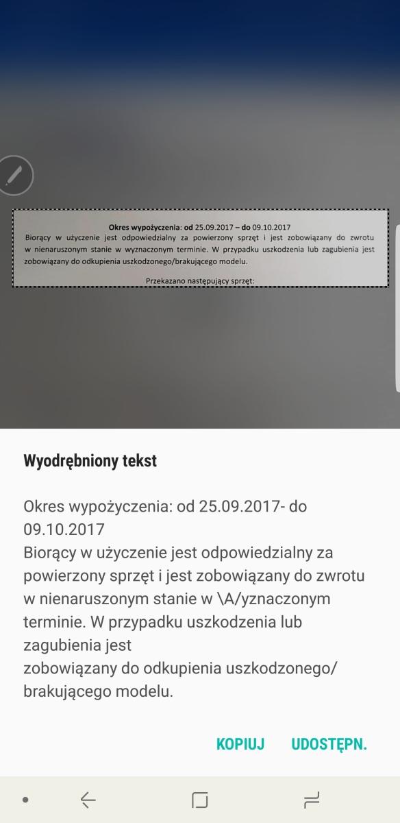 Inteligentny wybór - Galaxy Note8 - recenzja 90sekund.pl