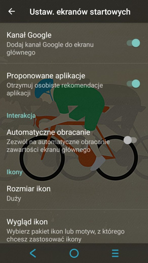 Personalizacja Xperii XZ1 Compact - 90sekund.pl