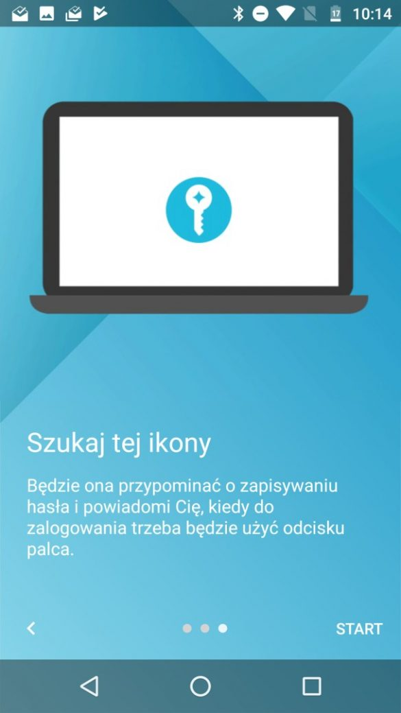 Korzystanie z Moto Key w Moto X4 - recenzja 90sekund.pl