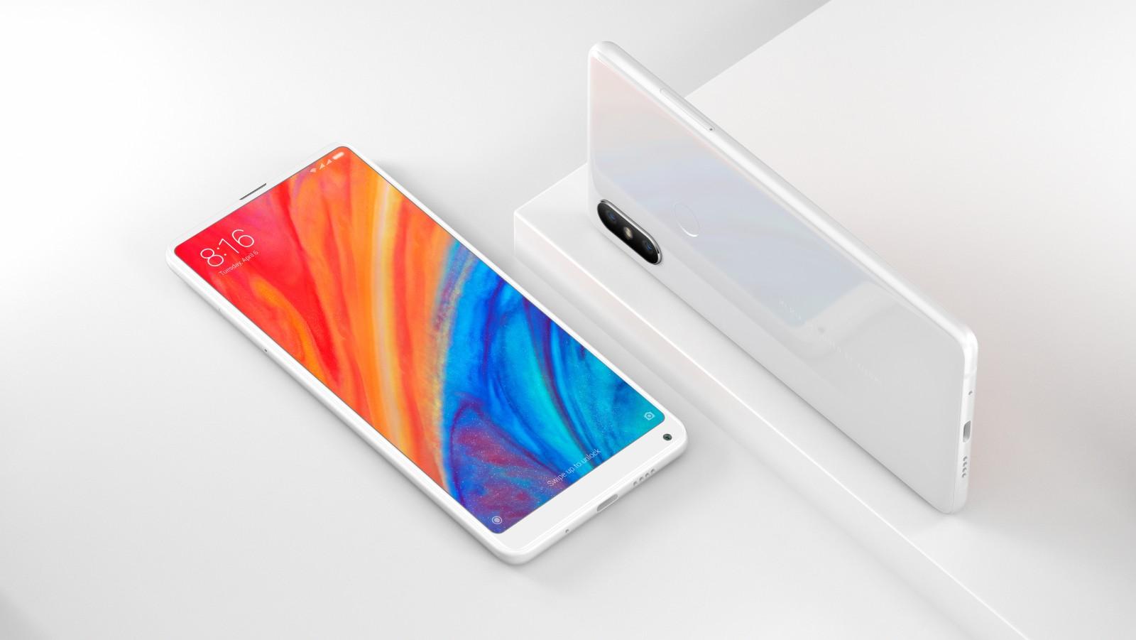 Xiaomi Mi Mix 2S - fot. mat. pras.