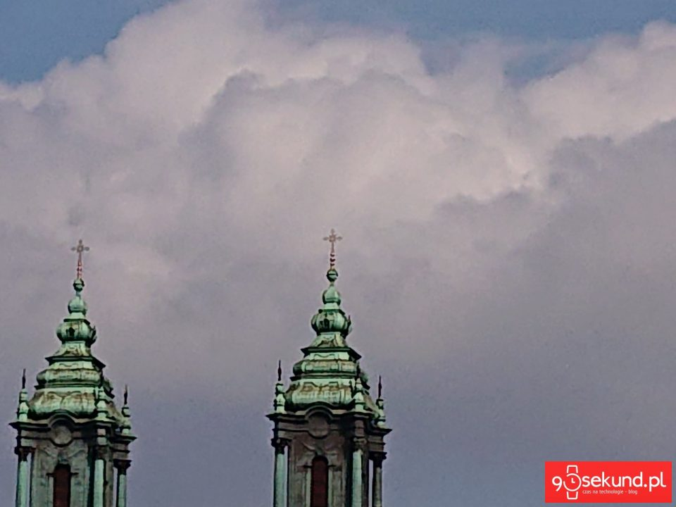 Zdjęcie wykonane Sony Xperią XZ2 - maks. zoom cyfrowy - 90sekund.pl