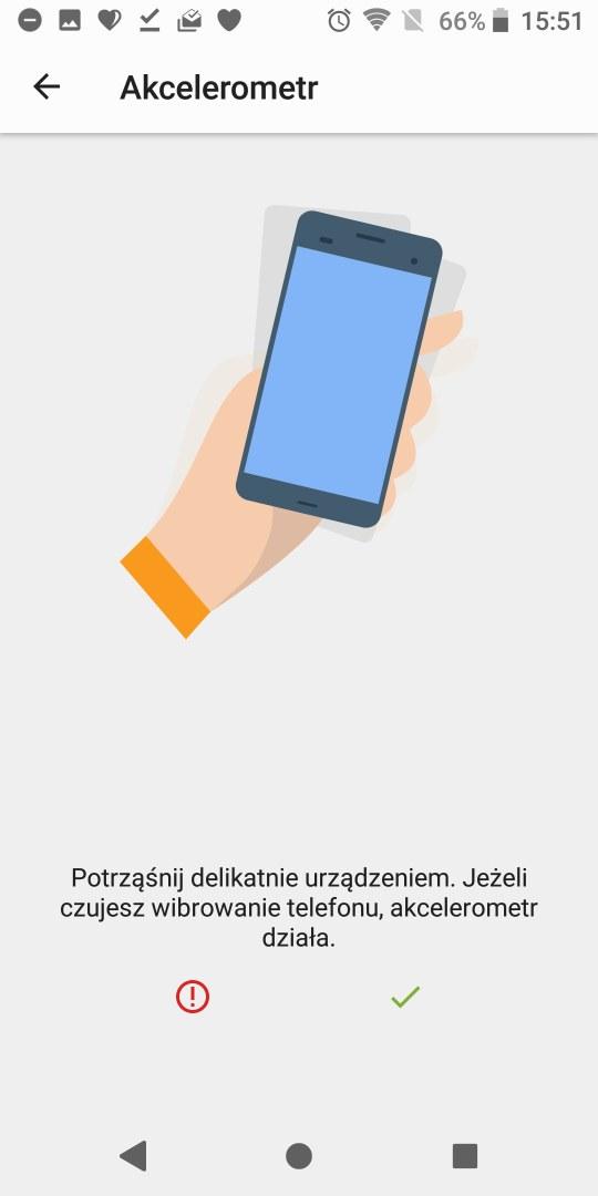 Pomoc Techniczna - Sony Xperia XZ2 - 90sekund.pl