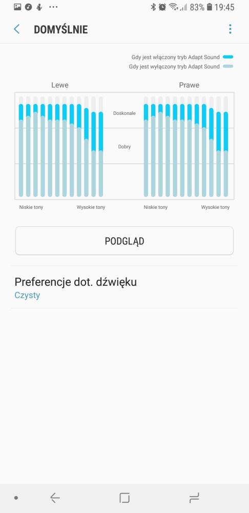 Muzyka i brzmienie w Galaxy S9+ - 90sekund.pl