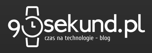 90sekund.pl - Logo - Michał Brożyński