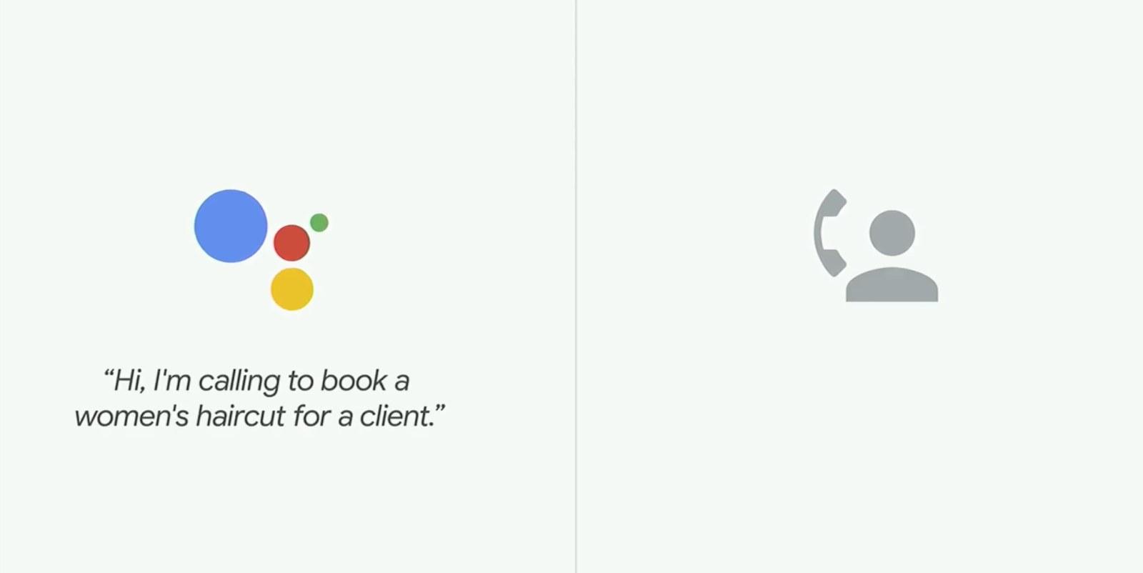 Asystent Google sam zadzwoni umówić wizytę u fryzjera lub kosmetyczki...