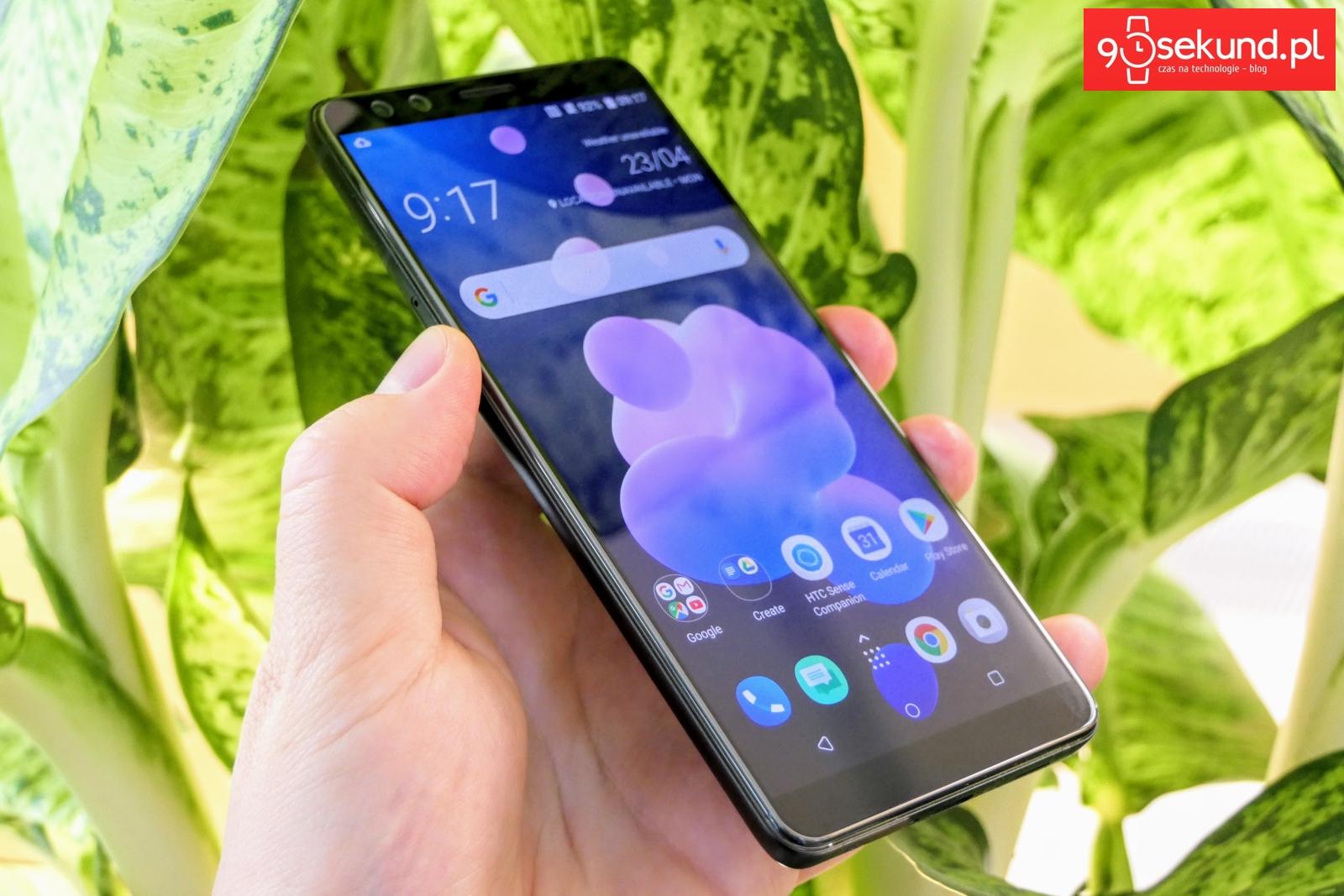 HTC U12+ - 90sekund.pl