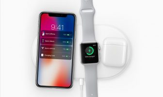 Ładowanie bezprzewodowe Apple iPhone X i innych urządzeń