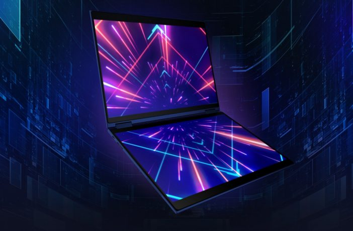 Oto innowacyjny ultrabooka Asus Project Recog