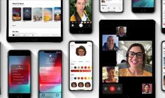Apple iOS12