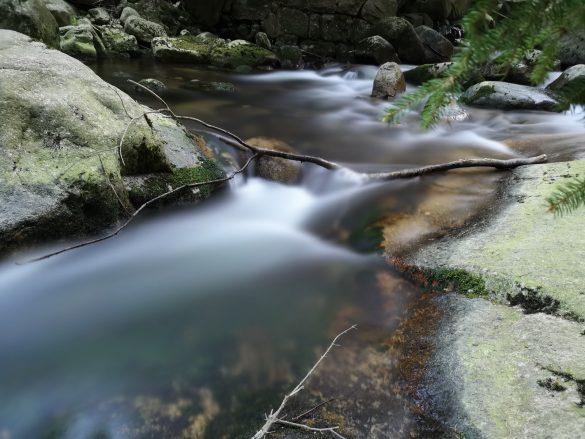 Zdjęcie przykładowe - Efekt Jedwabista woda - Huawei P20 Pro - 90sekund.pl