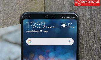 Huawei P20 Pro - 90sekund.pl