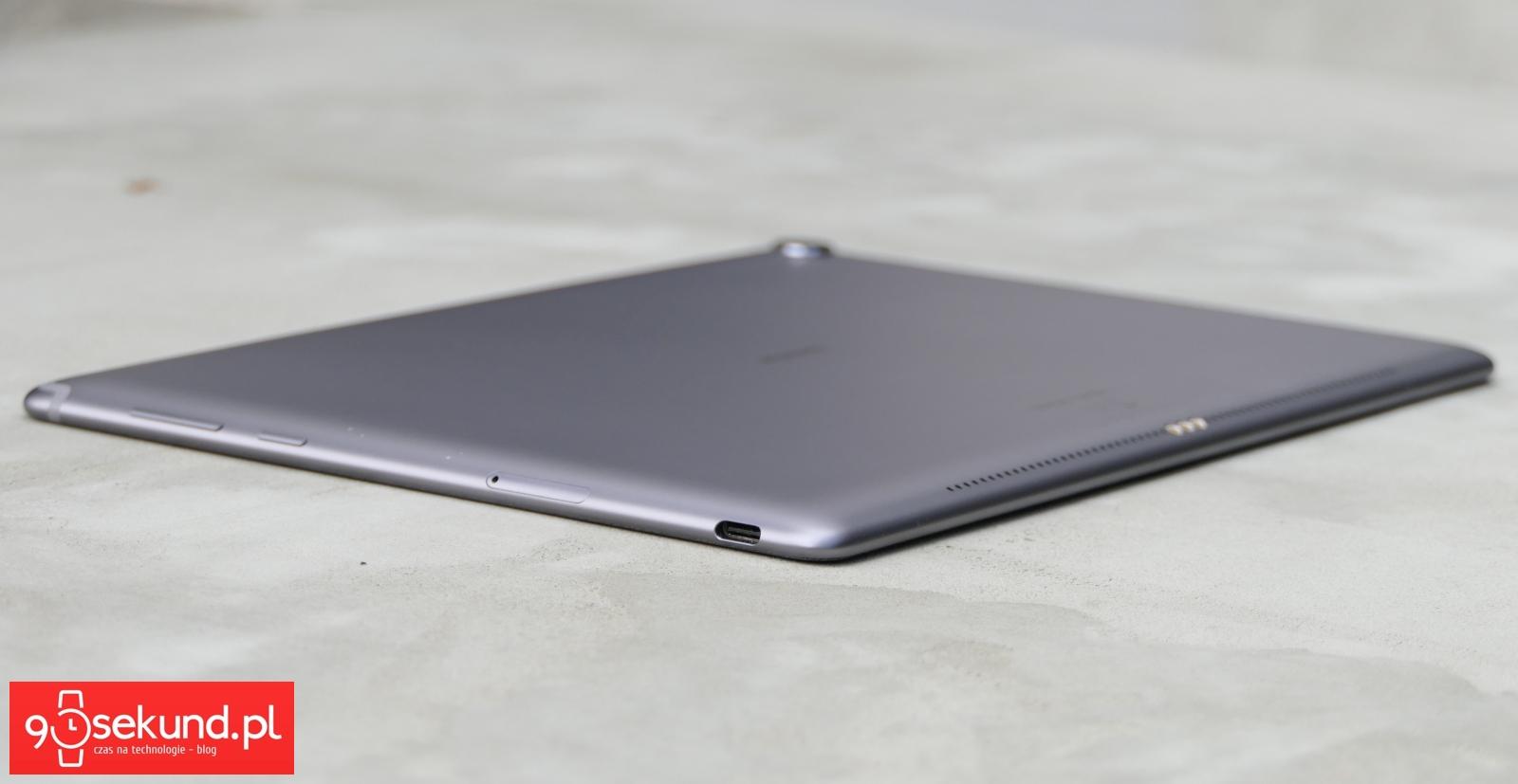 Recenzja tabletu Huawei MediaPad M5 (CMR-AL09) 10 cali - 90sekund.pl