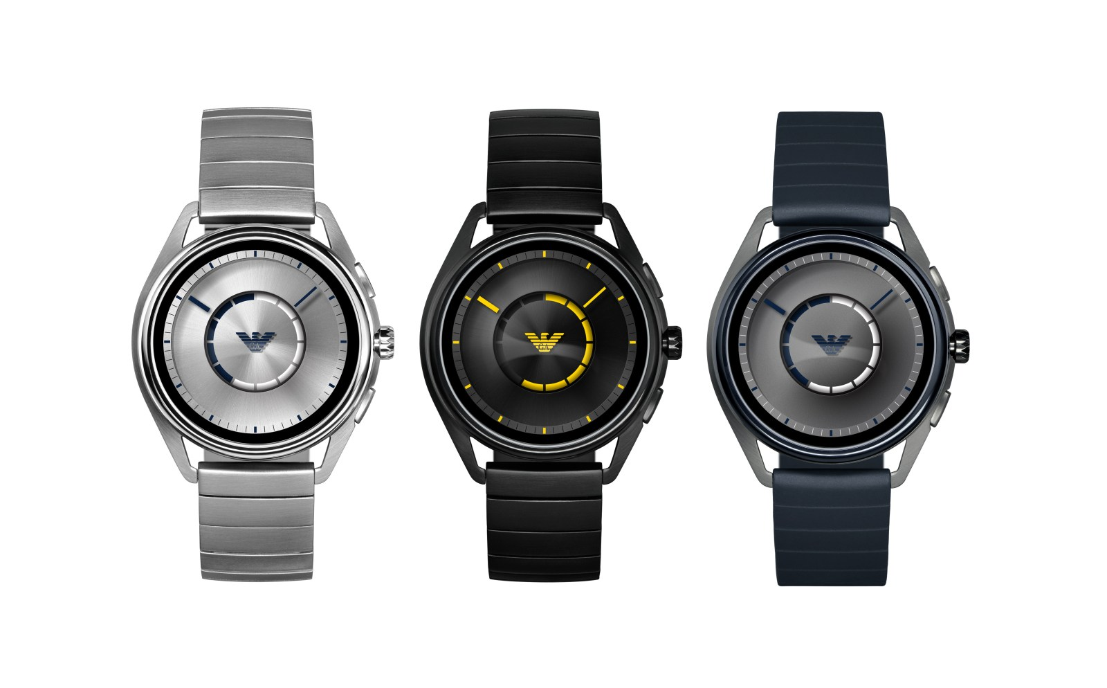 Smartwatch Emporio Armani Connected - 90sekund.pl