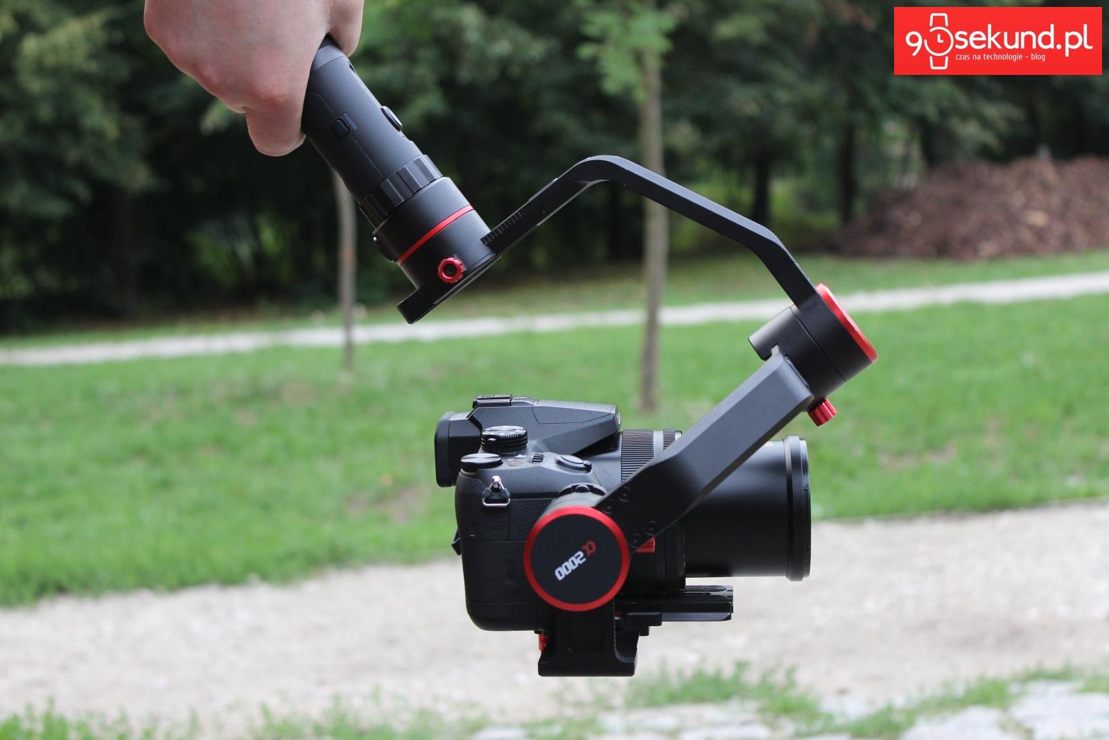 Recenzja Feiyu-Tech A2000 - 90sekund.pl / fot. Krzysztof Bojarczuk