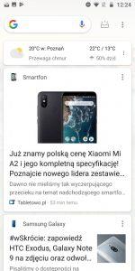 Recenzja Moto G6 Plus - system - 90sekund.pl