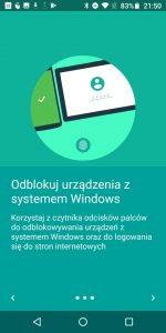 Moto Key w Moto G6 Plus - recenzja 90sekund.pl