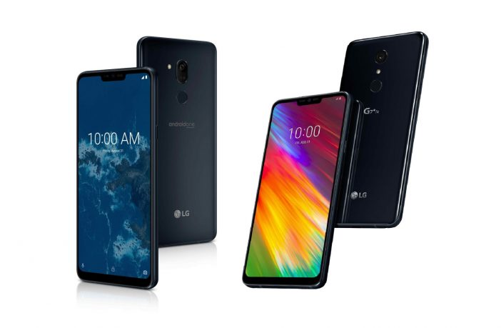 LG G7 One i LG G7 Fit