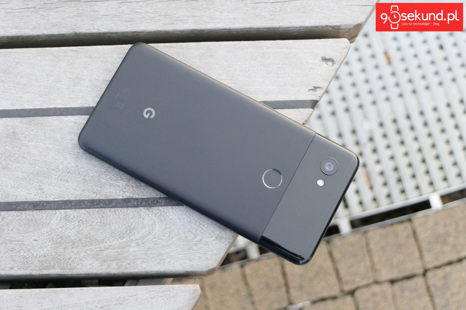 Google Pixel 2XL - Michał Brożyński - 90sekundTECH
