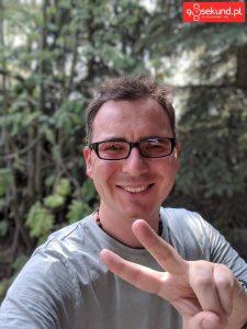 Google Pixel 2XL - portret aktywny - recenzja 90sekund.pl