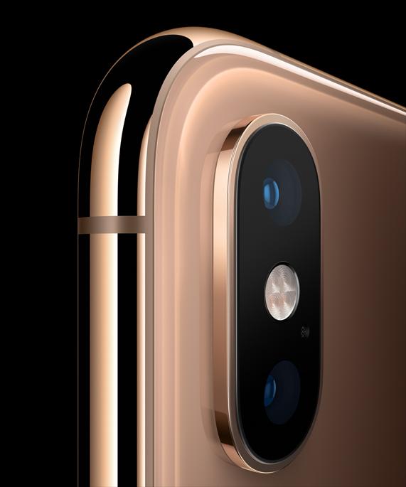 iPhone XS i XS Max - aparat
