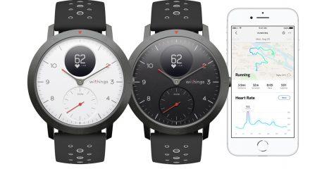 Niecałe 200 EUR i ten nowy smartwatch Withings Steel HR Sport jest Twój!