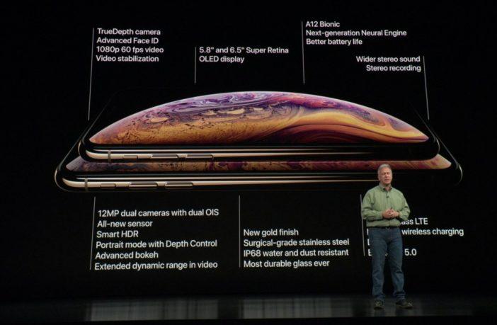 Apple iPhone XS i iPhone Xs Max