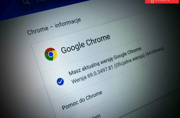 Google Chrome - 90sekund.pl